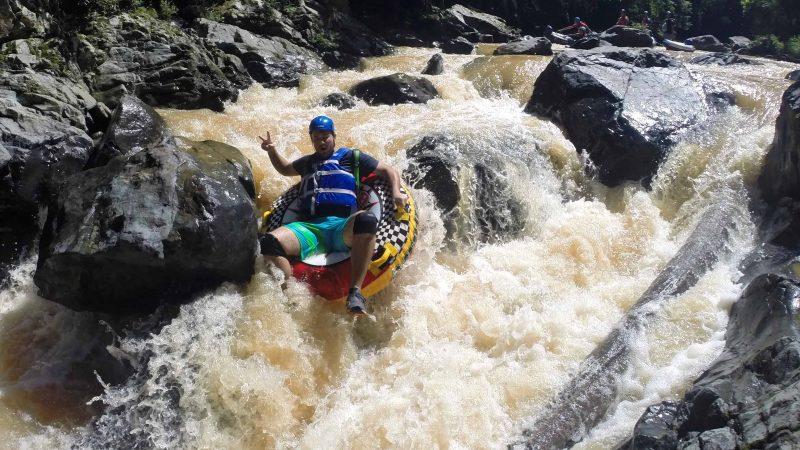 Rafting Puerto Rico