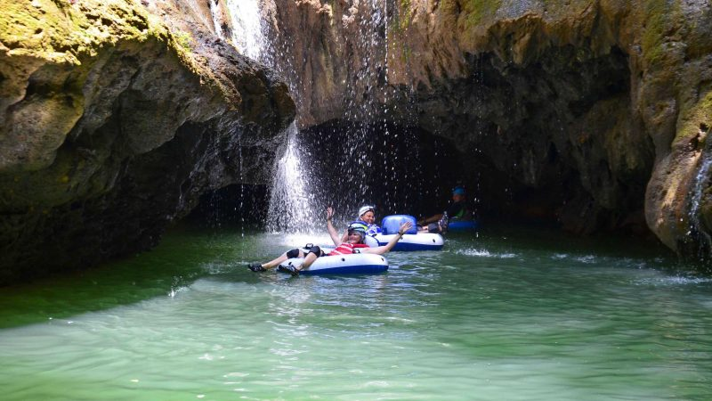 Cave Tubing Tanama